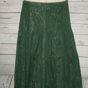 NWOT Original Anthony 1X Long Skirt